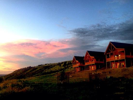 Montana Cabins