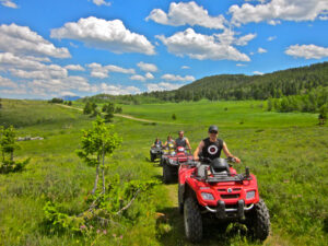 Montana Ranches at Belt Creek Family Adventure Activities 4wheelers
