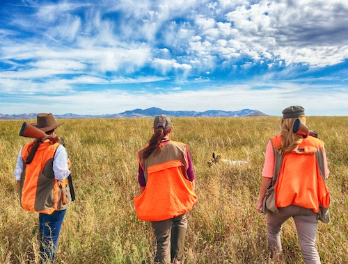 Montana Ranches at Belt Creek Family Adventure Activities Hunting
