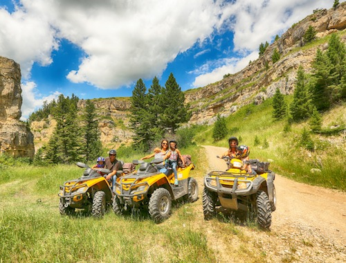 Montana Ranches at Belt Creek Family Adventure Activities