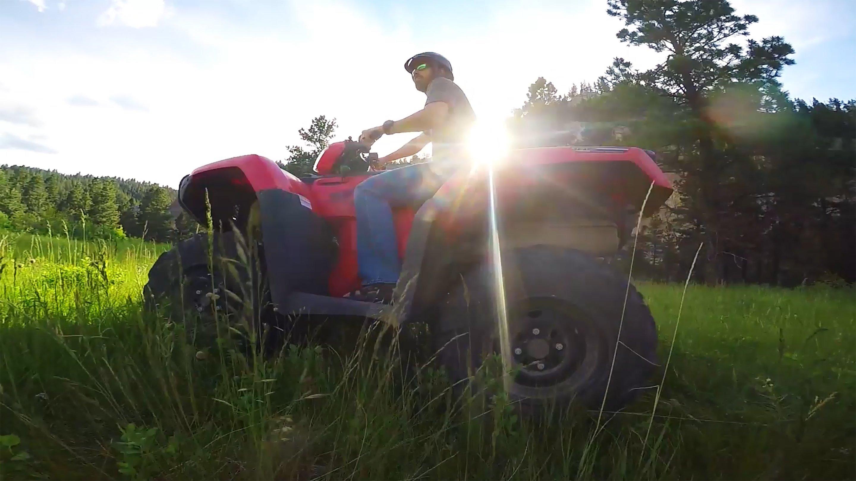 ATV sun